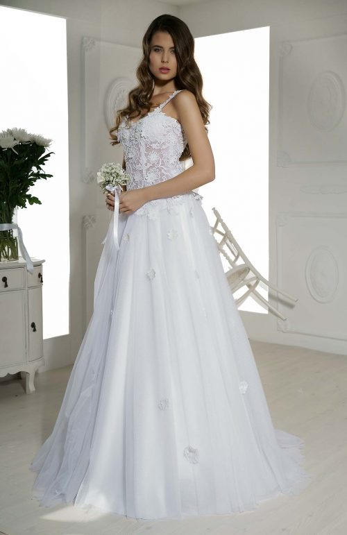 25f3a0fa73c Νυφικά φουσκωτά - Ball Gown - Yianna Couture - Αθήνα